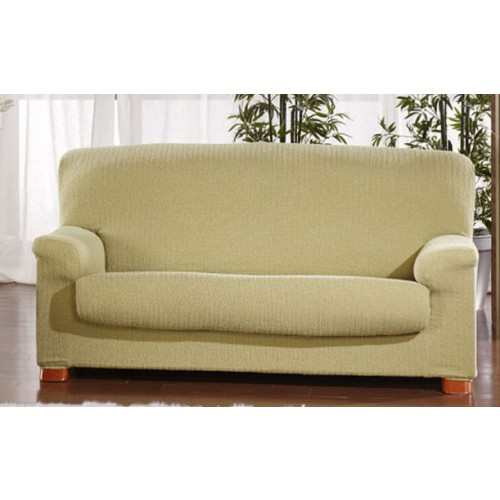 Funda de sof con coj n separado el stica tejido kirian - Tejidos para sofas ...