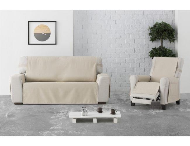 "Funda cubre sofás ""Checa"""