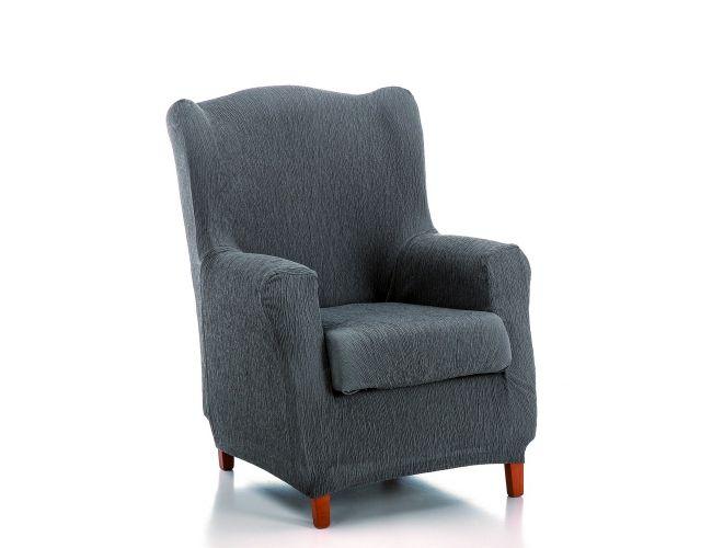 "Funda de sillón orejero ""Tenerife"" cojín separado"