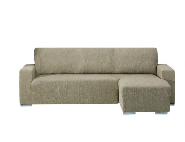 "Funda para sofá chaise longue ""Tenerife"" brazo corto"