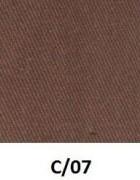 Detalle color marrón.