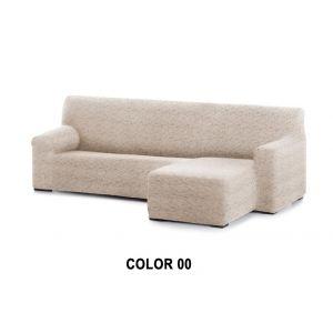 "Funda para sofá chaiselongue ""Caramelo"" con brazo corto"