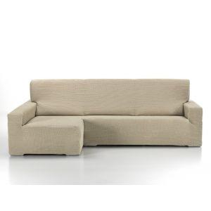"Funda para sofá chaise longue ""Apia"" brazo largo"