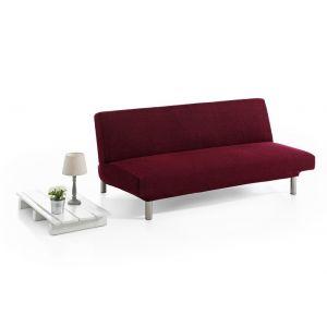 "Funda bi-elástica para sofá ""Adelina"" tipo clic-clac"
