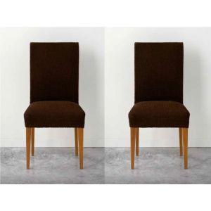 "Pack de dos fundas para asiento y respaldo de silla ""Cota"""