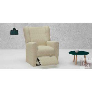 """Funda para sillón relax """"Vivianne"""" (Ambiente)"""