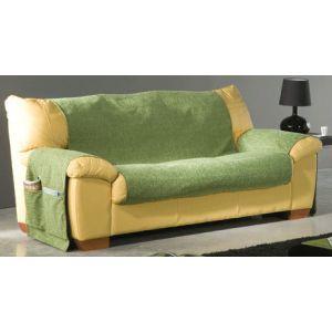 Funda Cubre Sofás tejido Roxanne - Color Verde