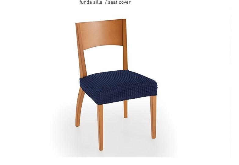 """Funda para asiento de silla """"Melos"""""""