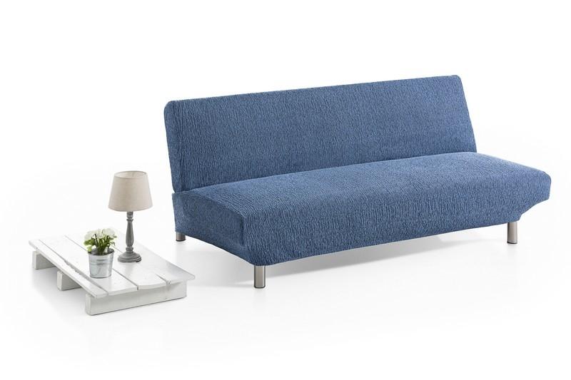 "Fundas elásticas para sofá ""Himalaya"" tipo clic-clac"