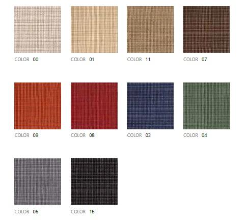 Diez colores a elegir