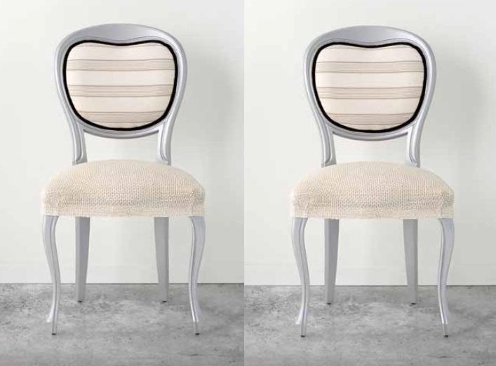 """Pack de dos fundas para asiento de silla """"Cota"""""""