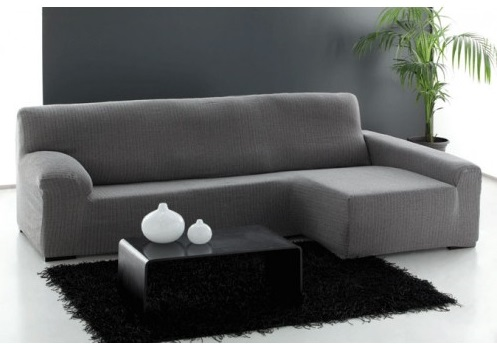 "Funda para sofá chaise-longue ""Kirian"""