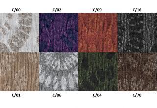 "Detalle colores tejido ""Geox"""