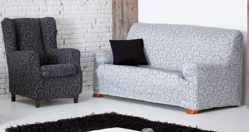 """Fundas de sofá """"Geox"""" (Ambiente)"""