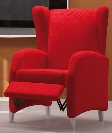 "Funda de sillón relax ""Izaskum"""