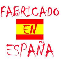 Producto fabricado en España